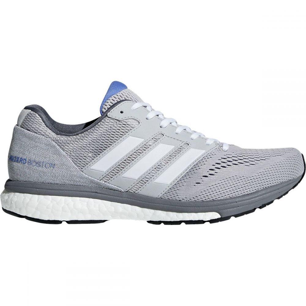アディダス レディース ランニング・ウォーキング シューズ・靴【Adizero Boston 7 Running Shoe】Grey Two F17/Ftwr White/Grey Four F17