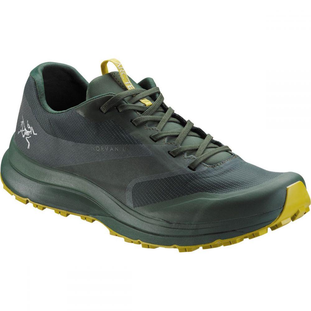 アークテリクス メンズ ランニング・ウォーキング シューズ・靴【Norvan LD GTX Trail Running Shoes】Conifer/Everglade
