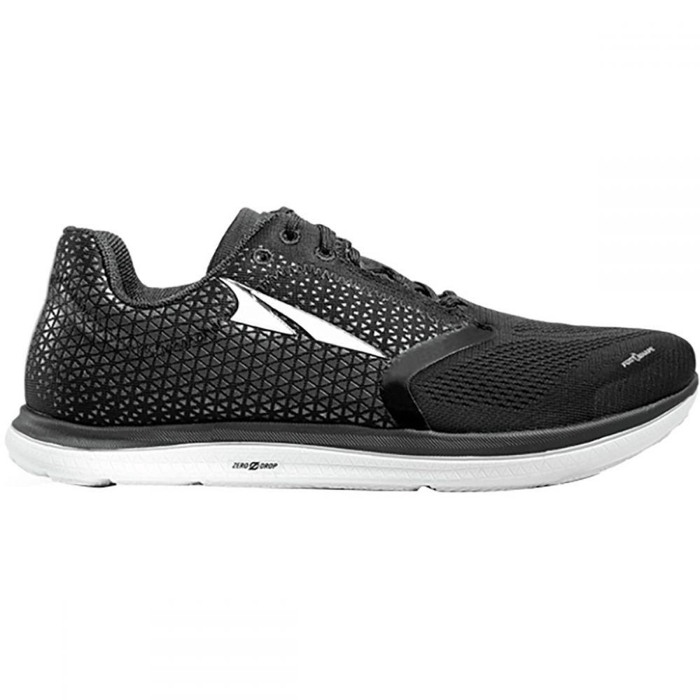 アルトラ メンズ ランニング・ウォーキング シューズ・靴【Solstice Running Shoes】Black