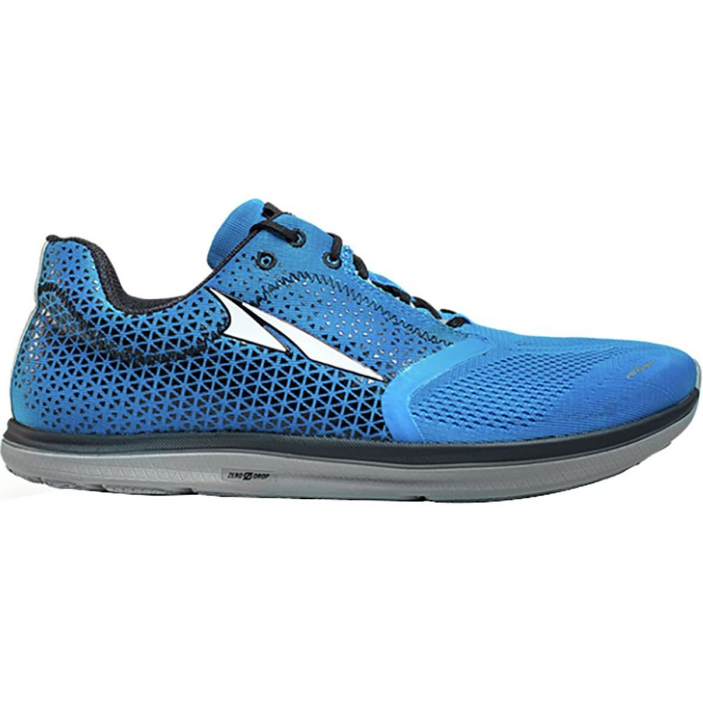 アルトラ メンズ ランニング・ウォーキング シューズ・靴【Solstice Running Shoes】Blue
