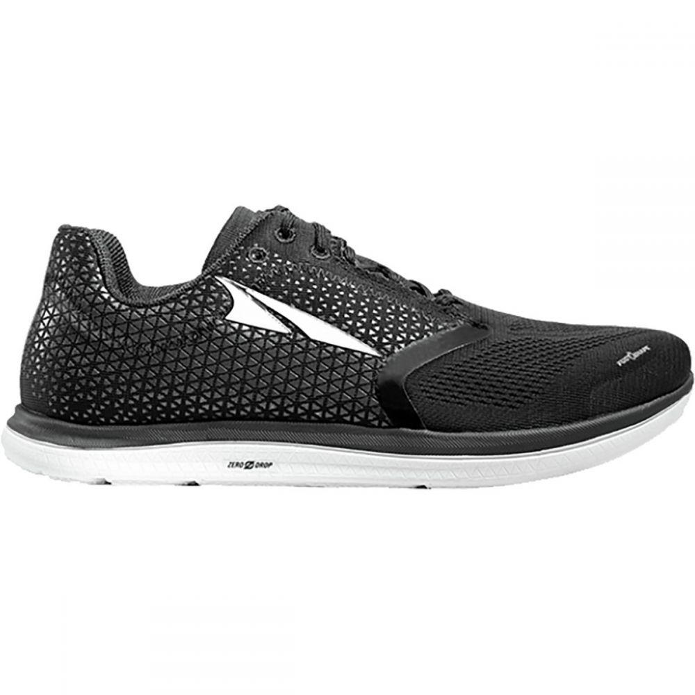 アルトラ レディース ランニング・ウォーキング シューズ・靴【Solstice Running Shoe】Black