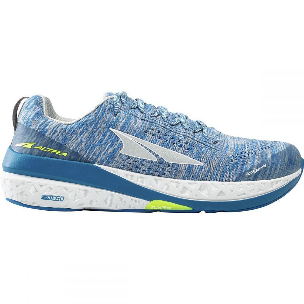 アルトラ メンズ ランニング・ウォーキング シューズ・靴【Paradigm 4.0 Running Shoes】White/Blue