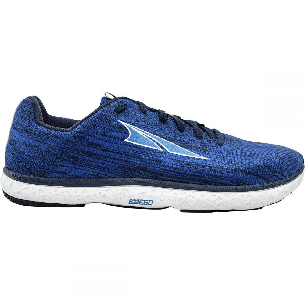 アルトラ メンズ ランニング・ウォーキング シューズ・靴【Escalante 1.5 Running Shoes】Blue