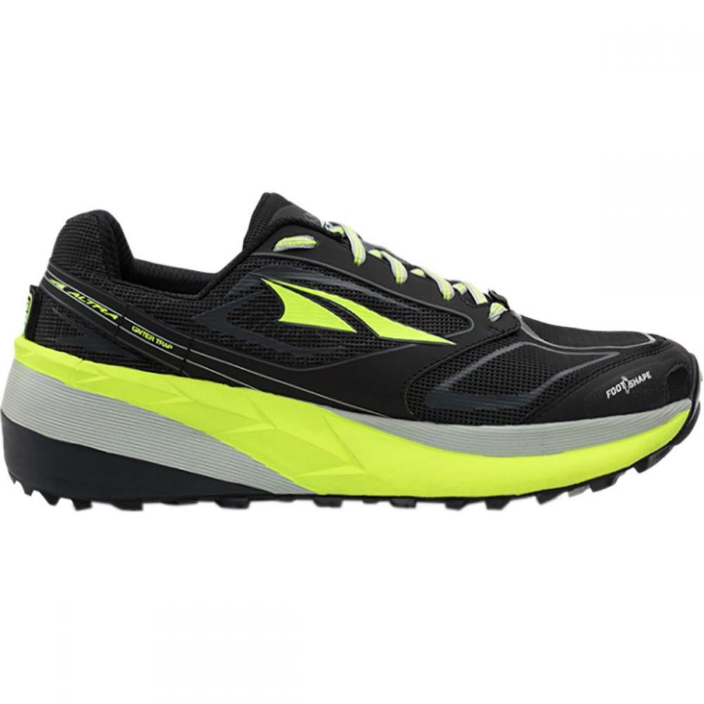 アルトラ メンズ ランニング・ウォーキング シューズ・靴【Olympus 3.0 Trail Running Shoes】Black/Yellow