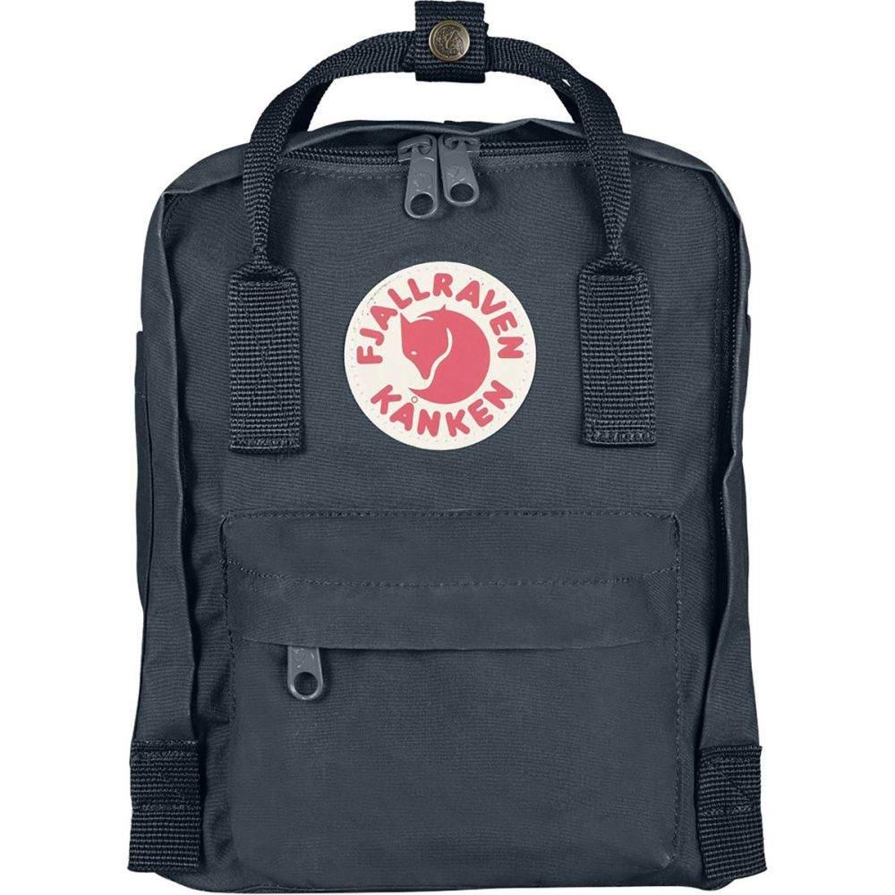 フェールラーベン レディース バッグ バックパック・リュック【Kanken Mini 7L Backpack】Graphite