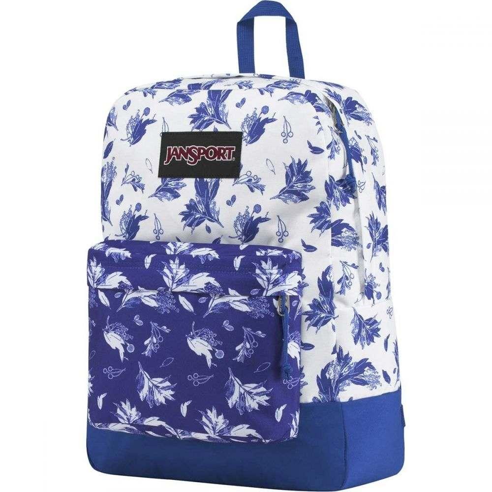 ジャンスポーツ レディース バッグ バックパック・リュック【Black Label Superbreak 25L Backpack】Botanical