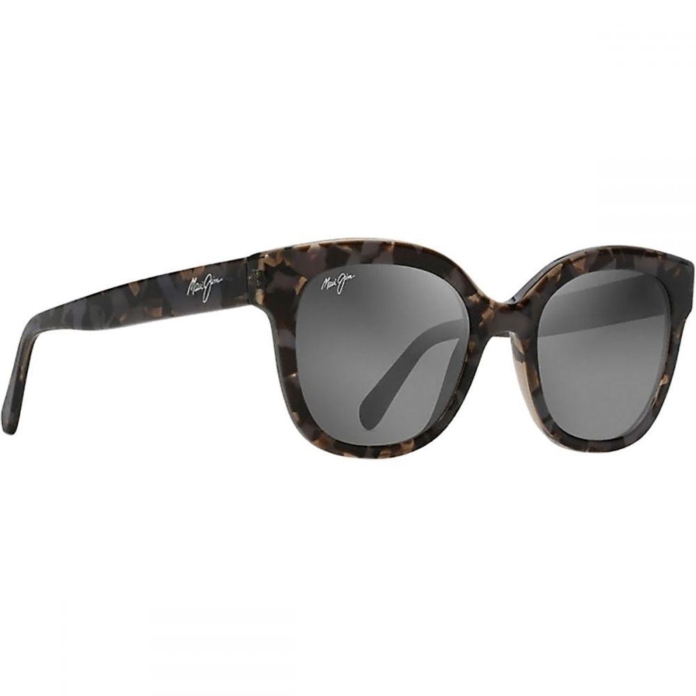 マウイジム レディース スポーツサングラス【Honey Girl Polarized Sunglasses】Neutral Grey/Dove Grey