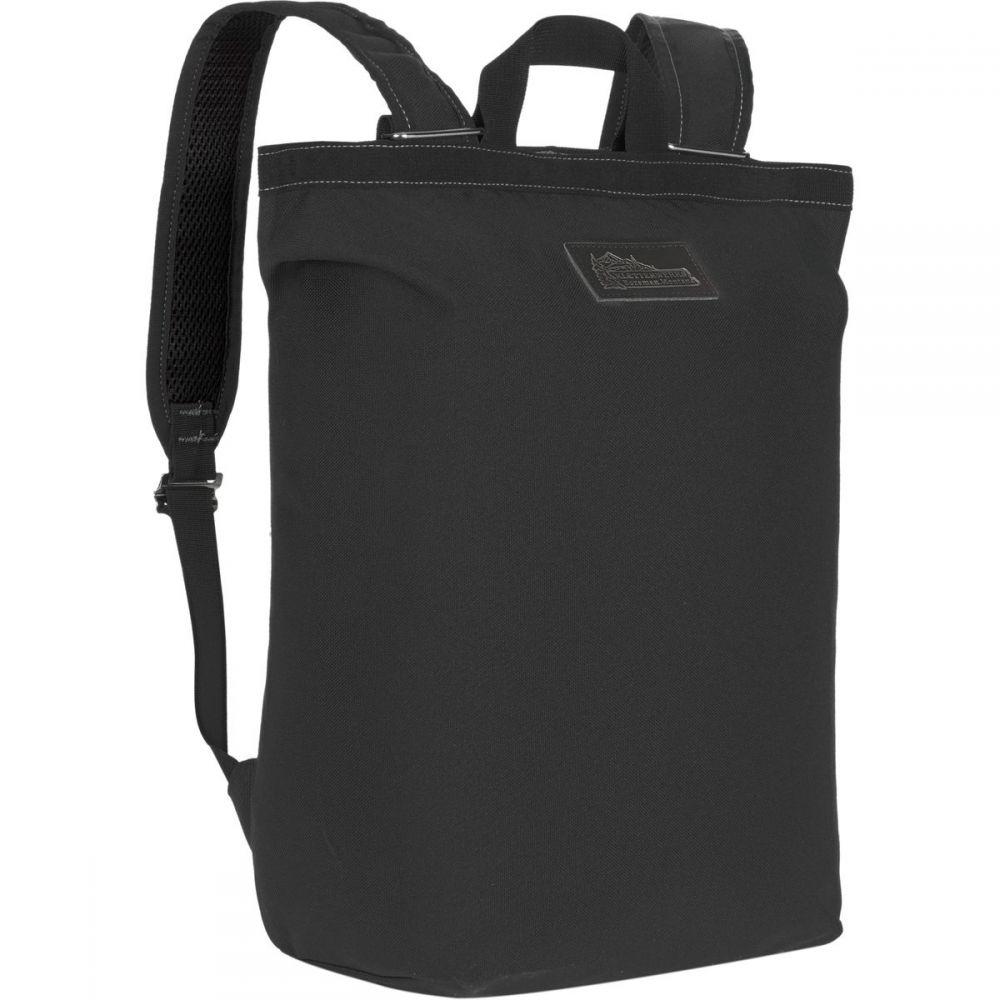 ミステリーランチ レディース バッグ バックパック・リュック【Kletterwerks 11L Backpack Tote】Black