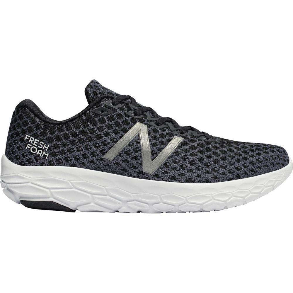 ニューバランス メンズ ランニング・ウォーキング シューズ・靴【Fresh Foam Beacon Running Shoes】Black/Magnet/White