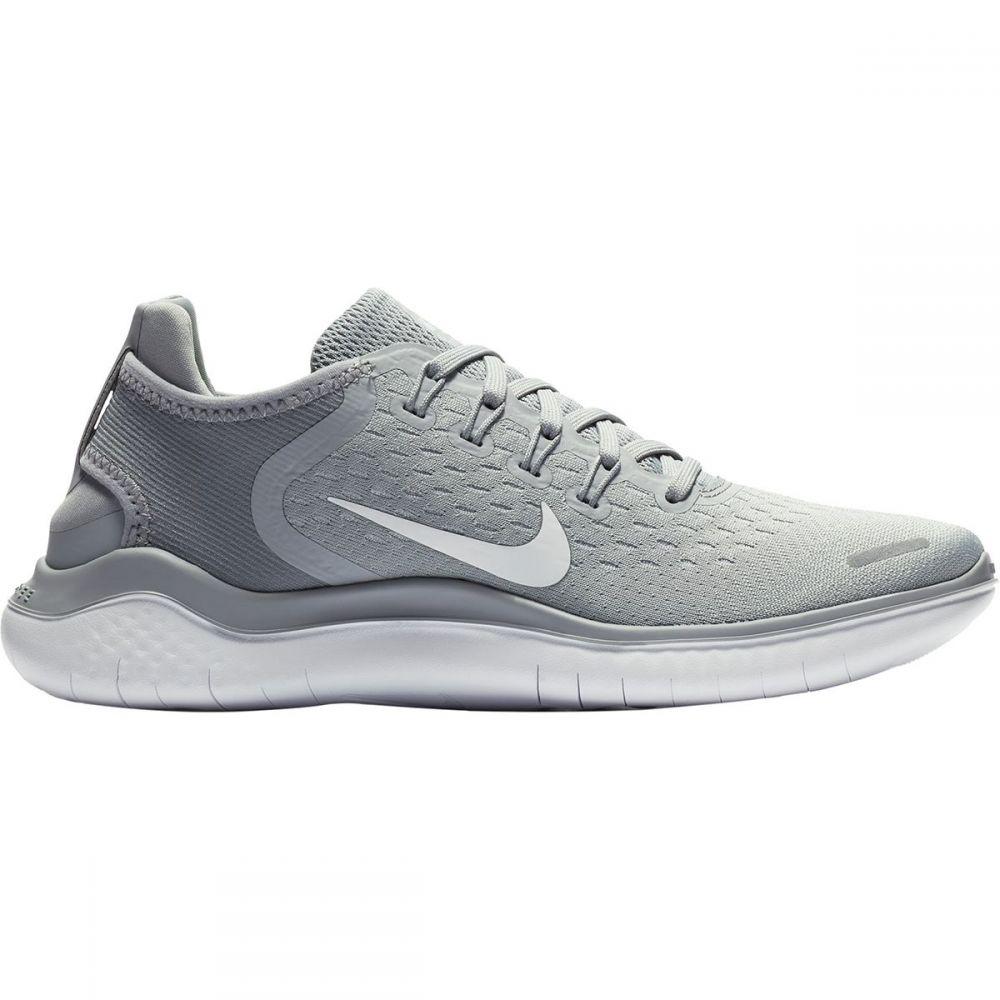 ナイキ レディース ランニング・ウォーキング シューズ・靴【Free RN Running Shoe】Wolf Grey/White-white-volt