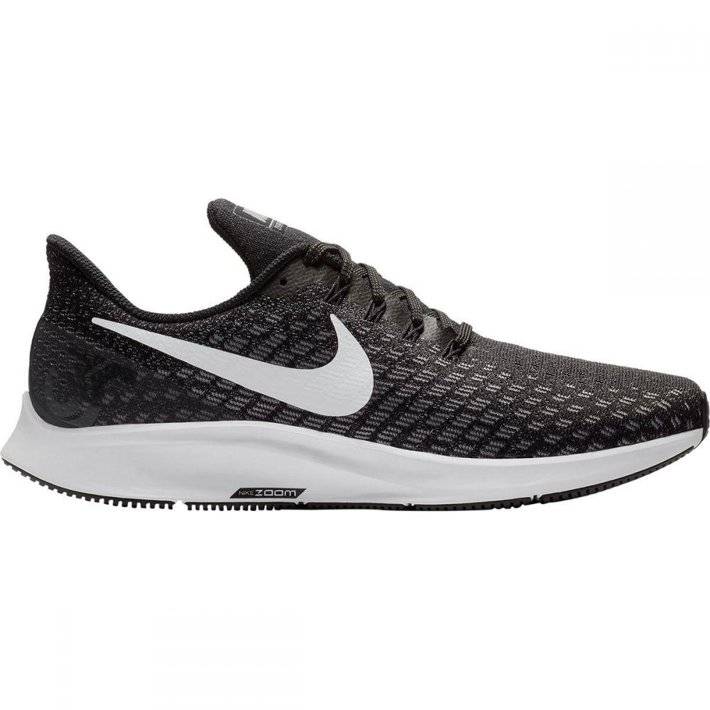 ナイキ メンズ ランニング・ウォーキング シューズ・靴【Air Zoom Pegasus 35 Running Shoes】Black/White-Gunsmoke-Oil Grey