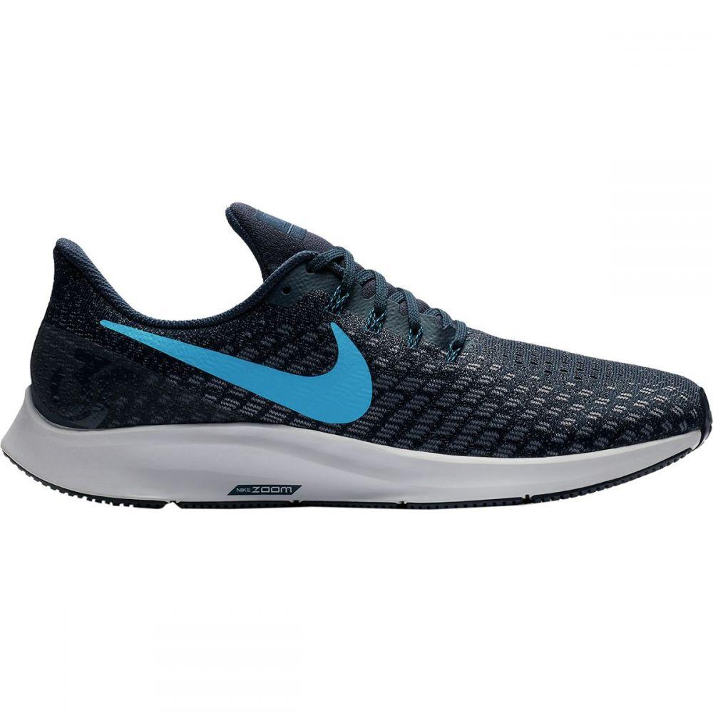 ナイキ メンズ ランニング・ウォーキング シューズ・靴【Air Zoom Pegasus 35 Running Shoes】Obsidian/Blue Hero-Gunsmoke-Vast Grey