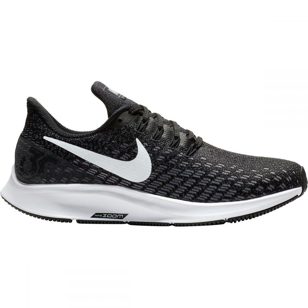 ナイキ レディース ランニング・ウォーキング シューズ・靴【Air Zoom Pegasus 35 Running Shoe】Black/White-Gunsmoke-Oil Grey
