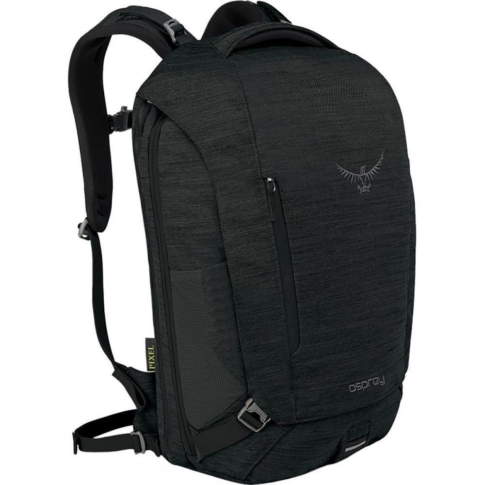 オスプレー レディース バッグ バックパック・リュック【Pixel 26L Backpack】Black