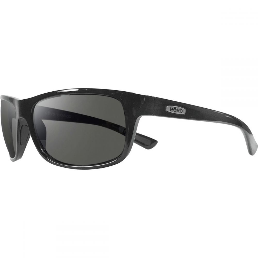 レヴォ レディース メガネ・サングラス【Vapper Polarized Sunglasses】Black/Graphite