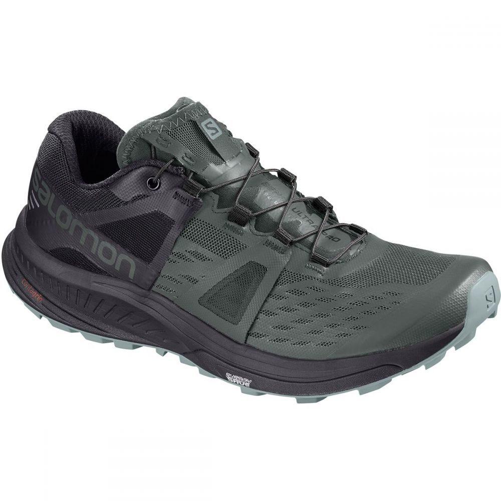 サロモン メンズ ランニング・ウォーキング シューズ・靴【Ultra Pro Trail Running Shoes】Urban Chic/Phantom/Lead