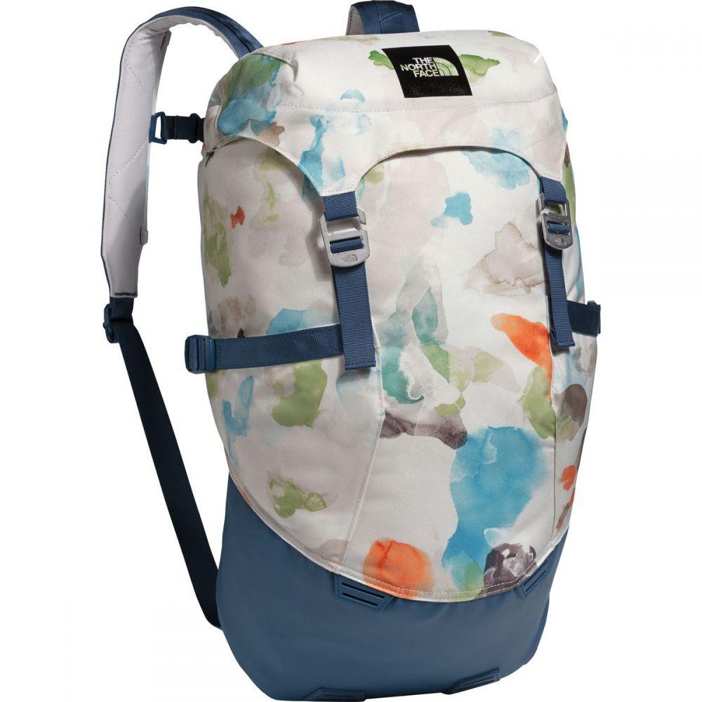 ザ ノースフェイス レディース バッグ バックパック・リュック【Homestead Roadtripper 30L Backpack】Vintage White Sparse Mo Print/Shady Blue