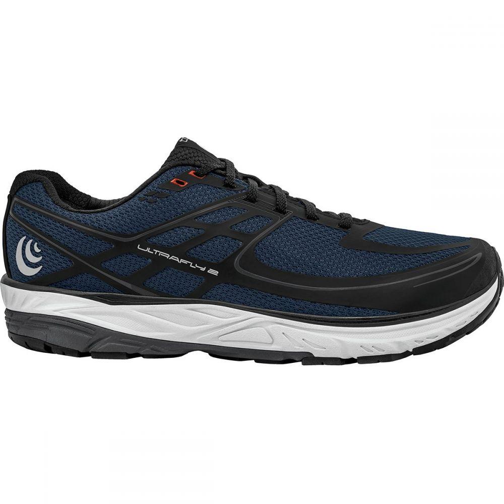 【メーカー包装済】 トポ アスレチック メンズ ランニング Running・ウォーキング シューズ・靴【Ultrafly 2 Running Shoes】Navy/Black, 都窪郡:e63f095d --- hortafacil.dominiotemporario.com
