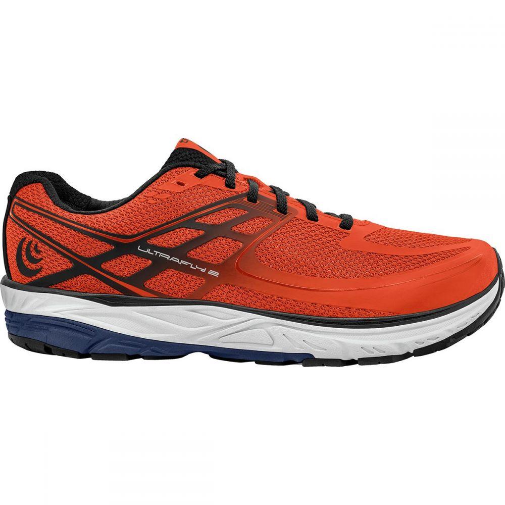 人気が高い トポ アスレチック Shoes】Orange/Navy メンズ メンズ ランニング アスレチック・ウォーキング シューズ・靴【Ultrafly 2 Running Shoes】Orange/Navy, 質かづさや:06b5b30f --- alumni.poornima.org