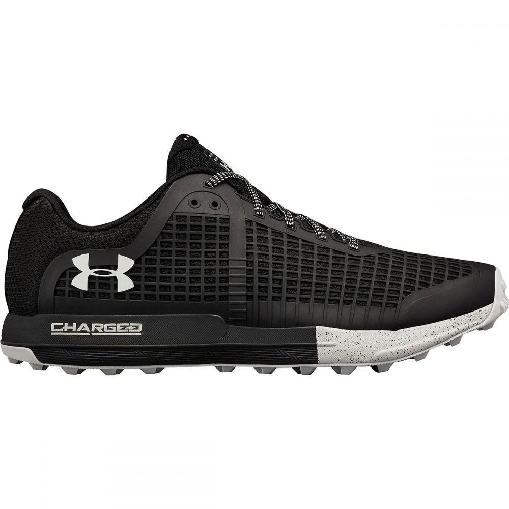 アンダーアーマー メンズ ランニング・ウォーキング シューズ・靴【Horizon BPF Trail Running Shoes】Black/Black/Ghost Gray