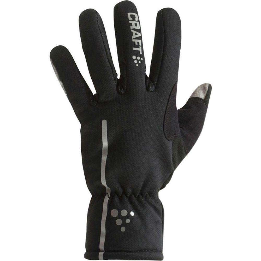 クラフト メンズ 自転車 グローブ【Siberian Gloves】Black/Bright Red