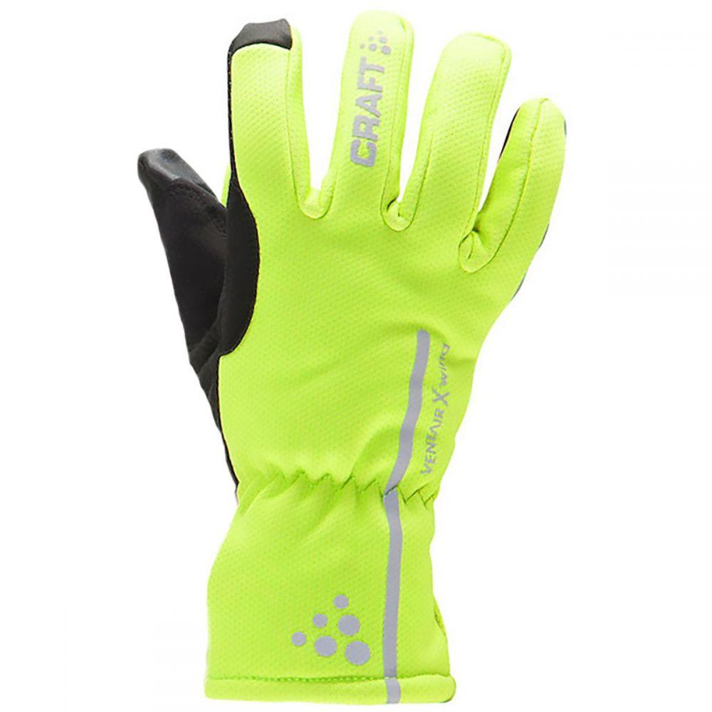 クラフト メンズ 自転車 グローブ【Siberian Gloves】Flumino/Black