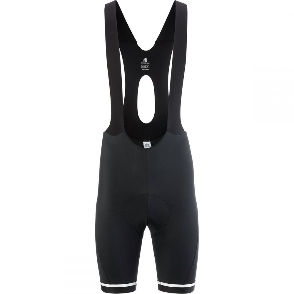 エチェオンド メンズ 自転車 ボトムス・パンツ【Kom 2 Bib Shorts】Black/White