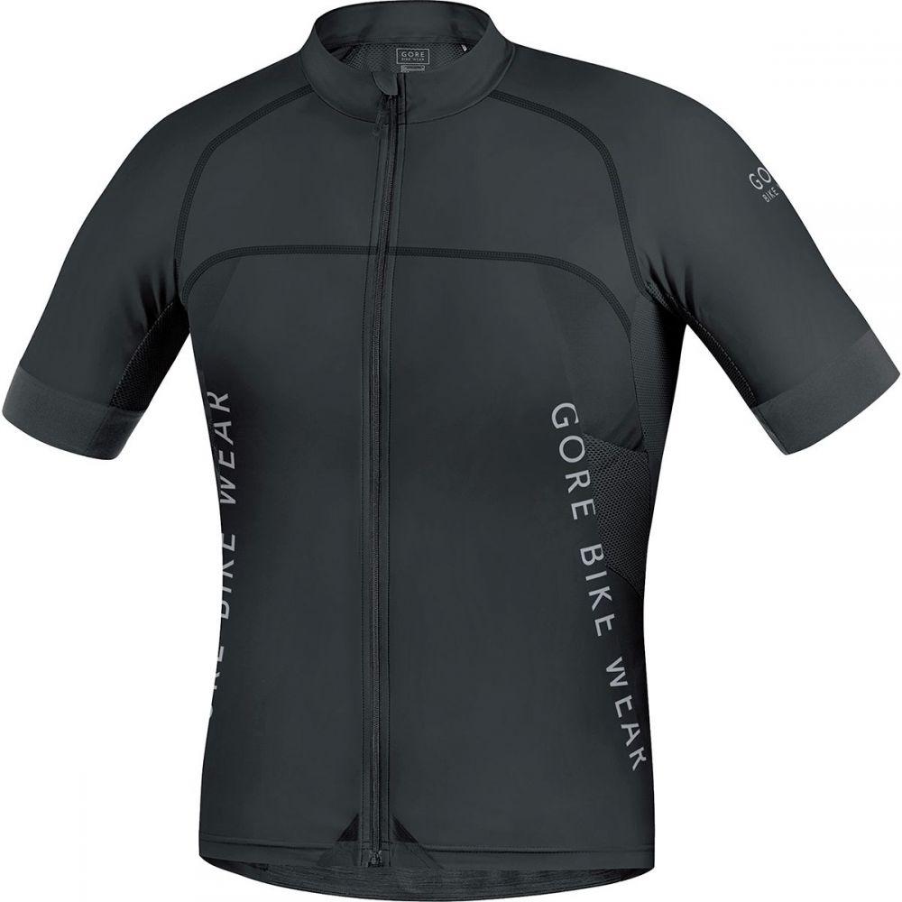 ゴアバイクウェア メンズ 自転車 トップス【Alp - X Pro Jerseys】Black
