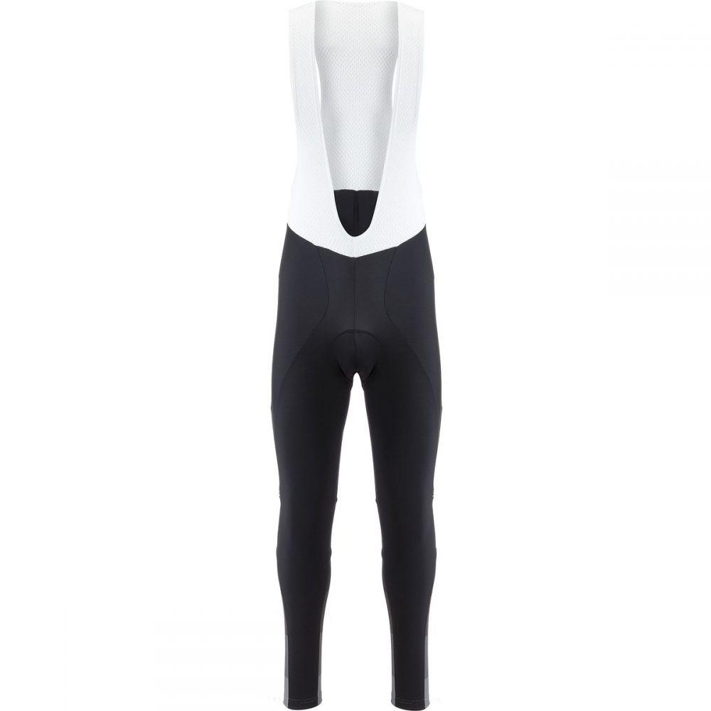 ジョルダーノ メンズ 自転車 ボトムス・パンツ【Vero Gradient Bib Tightss】Black/Grey