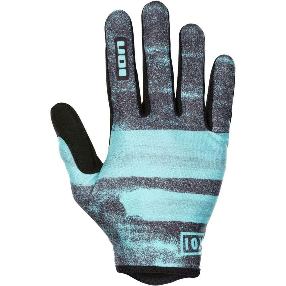 イオン メンズ 自転車 グローブ【Dude Gloves】Crystal Blue