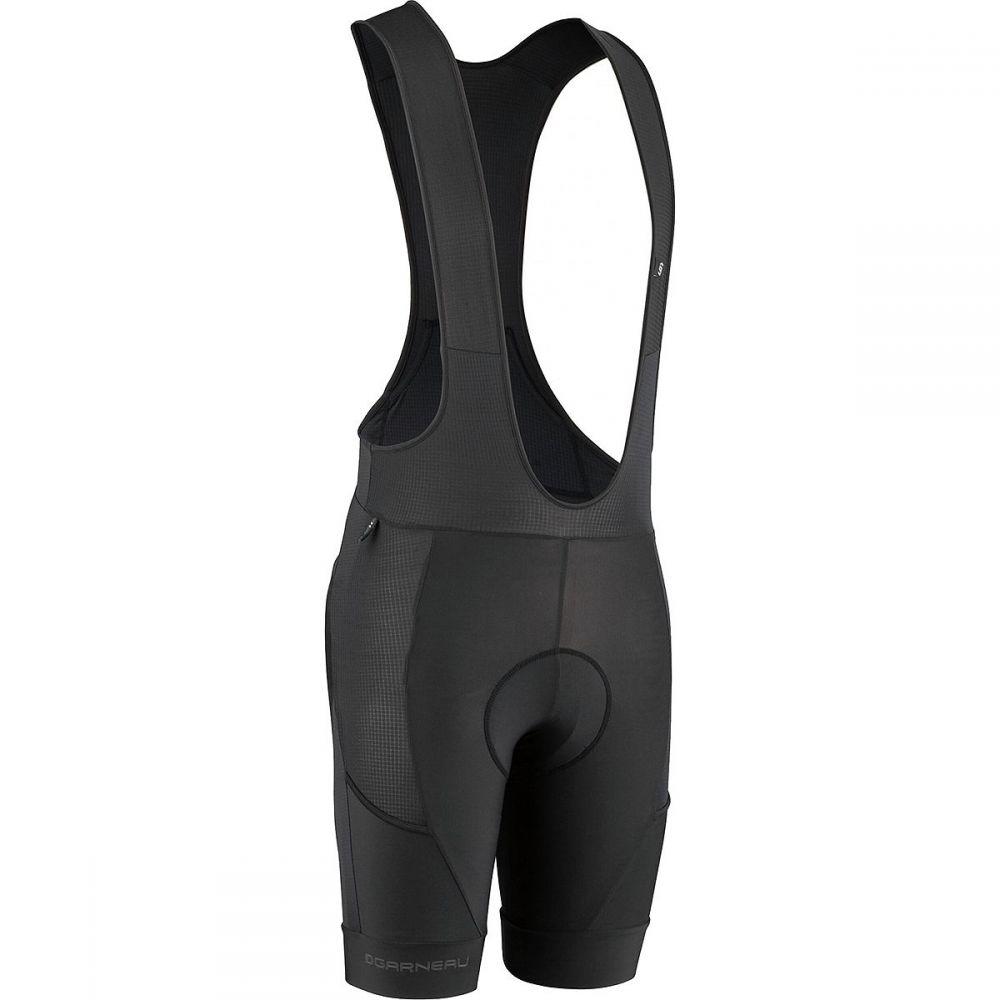 ルイガノ メンズ 自転車 ボトムス・パンツ【MTB Inner Bib Shorts】Black