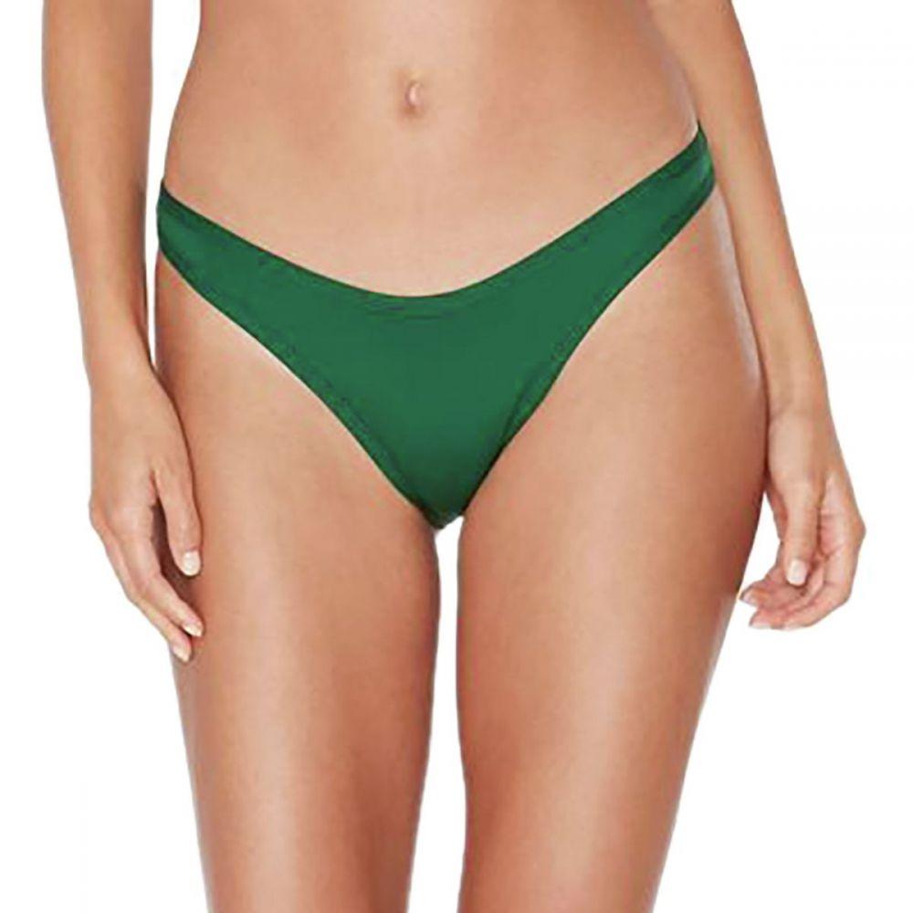 エルスペース レディース 水着・ビーチウェア ボトムのみ【Whiplash Bikini Bottom】Emerald