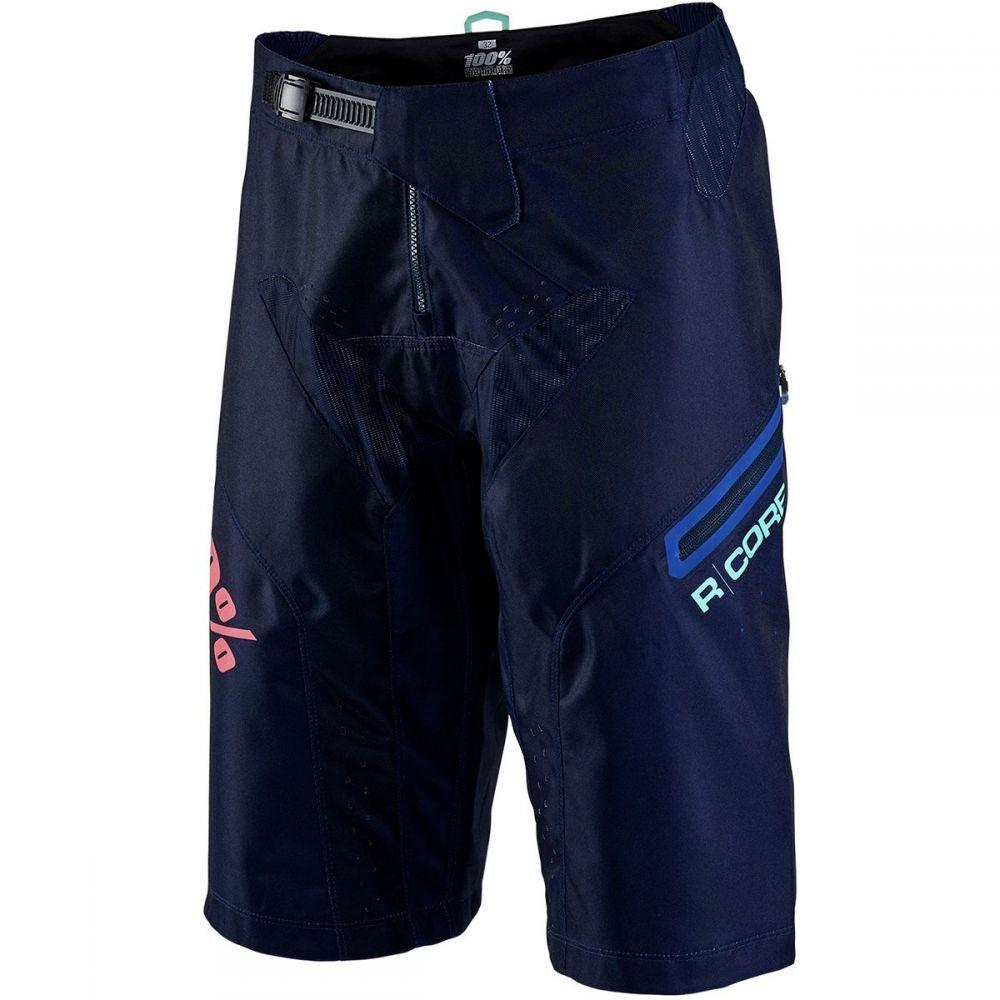 ヒャクパーセント メンズ 自転車 ボトムス・パンツ【R - Core DH Shorts】Navy