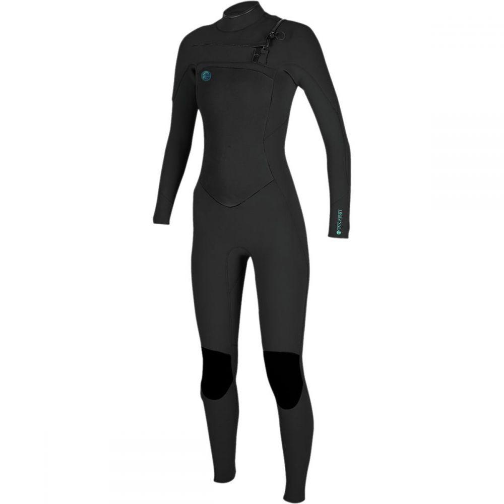 オニール レディース 水着・ビーチウェア ウェットスーツ【O'riginal Fuze 3/2 Taped Wetsuit】Black/Black/Black