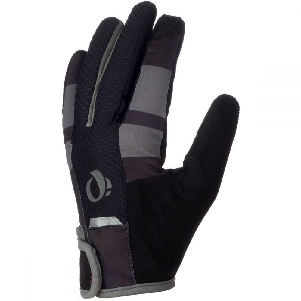 パールイズミ メンズ 自転車 グローブ【P.R.O. Gel Vent Full Finger Gloves】Black