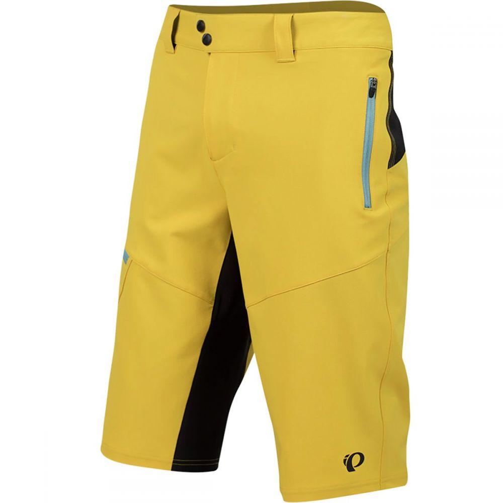 パールイズミ メンズ 自転車 ボトムス・パンツ【Launch Shorts】Yellow Curry