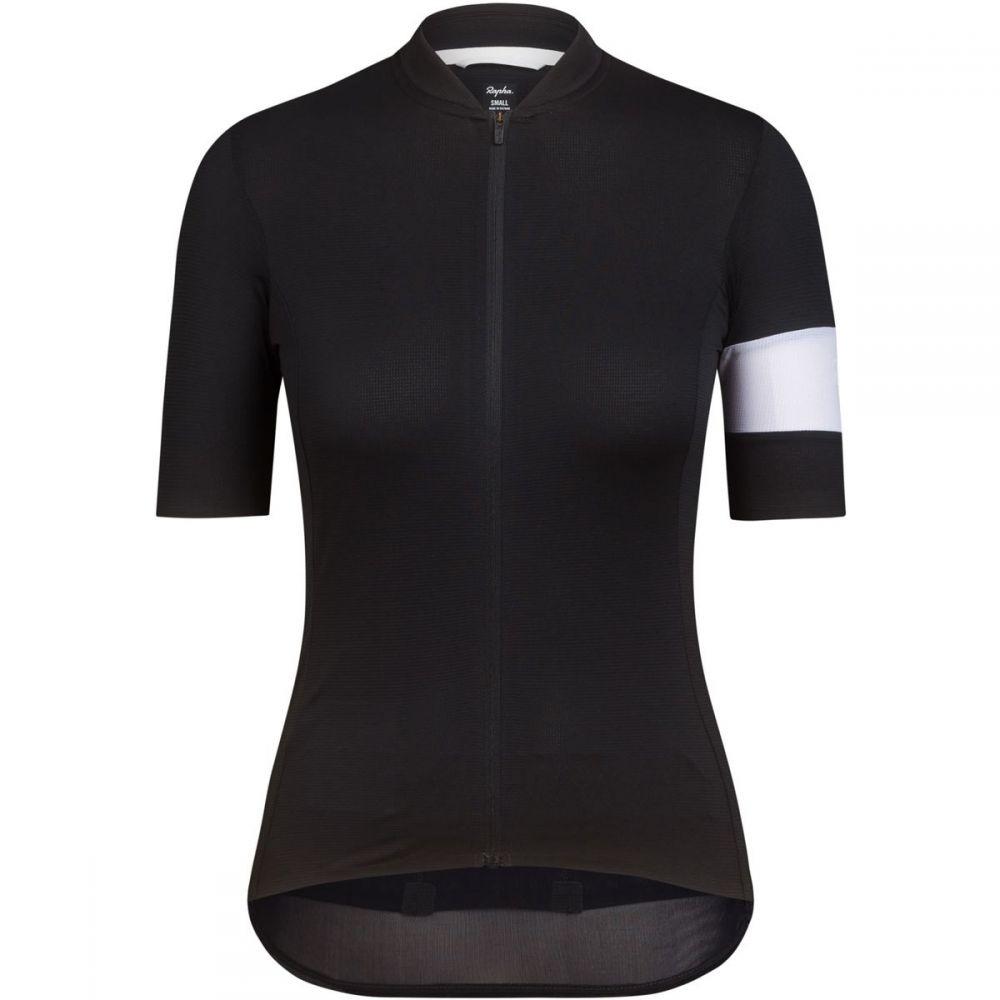 ラファ レディース 自転車 トップス【Classic Flyweight Jersey】Black