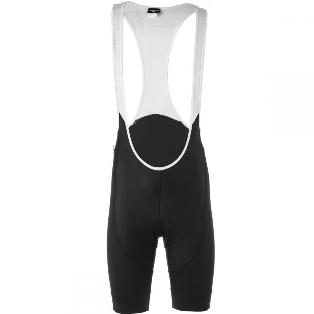 ツインシックス メンズ 自転車 ボトムス・パンツ【Standard Bib Shortss】Black/White