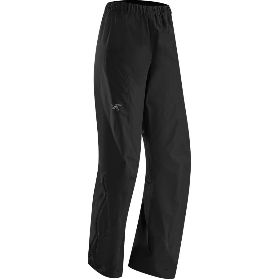 アークテリクス Arc'teryx レディース ボトムス レインパンツ【Beta SL Pants】Black