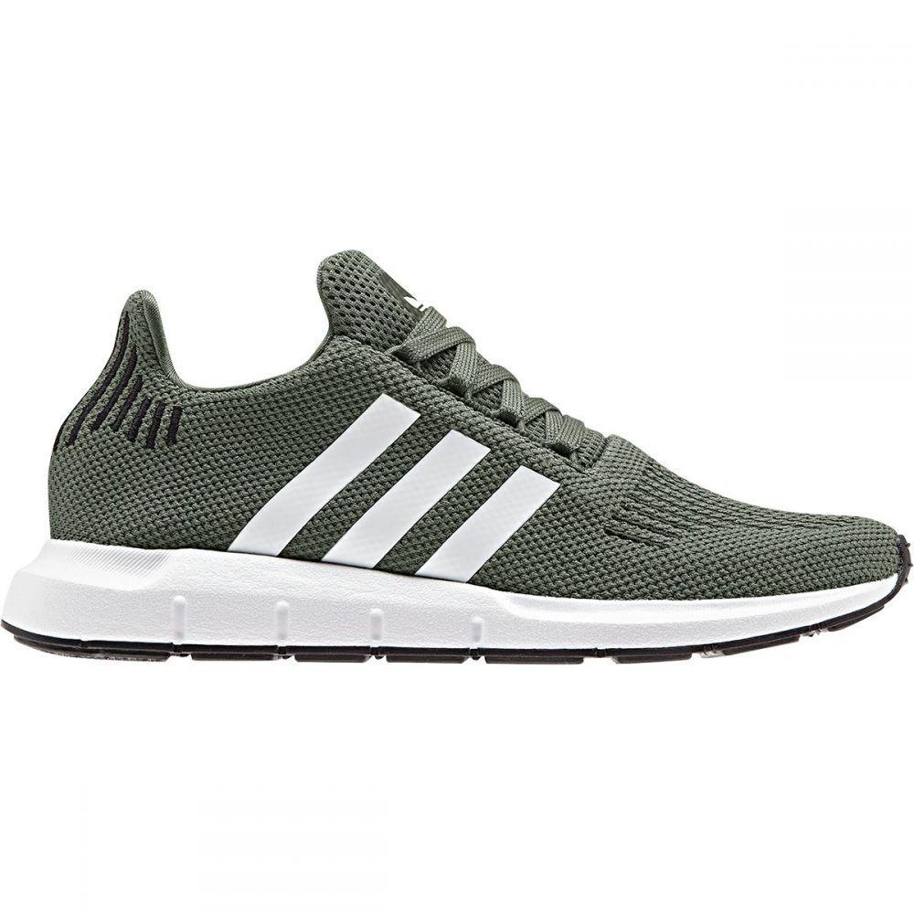 アディダス レディース ランニング・ウォーキング シューズ・靴【Swift Run Shoe】Base Green/White/Black
