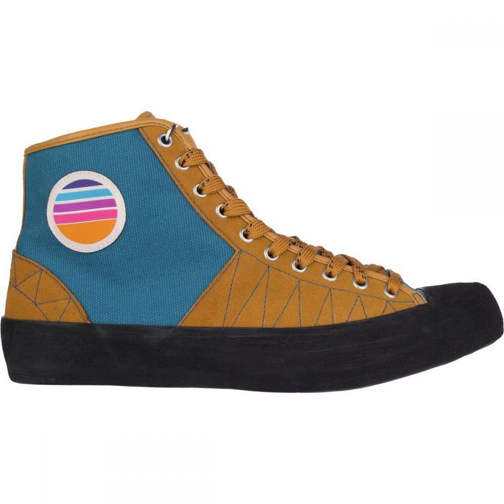 フロンティア メンズ シューズ・靴【Super Gratton Shoes】Green Goldstone