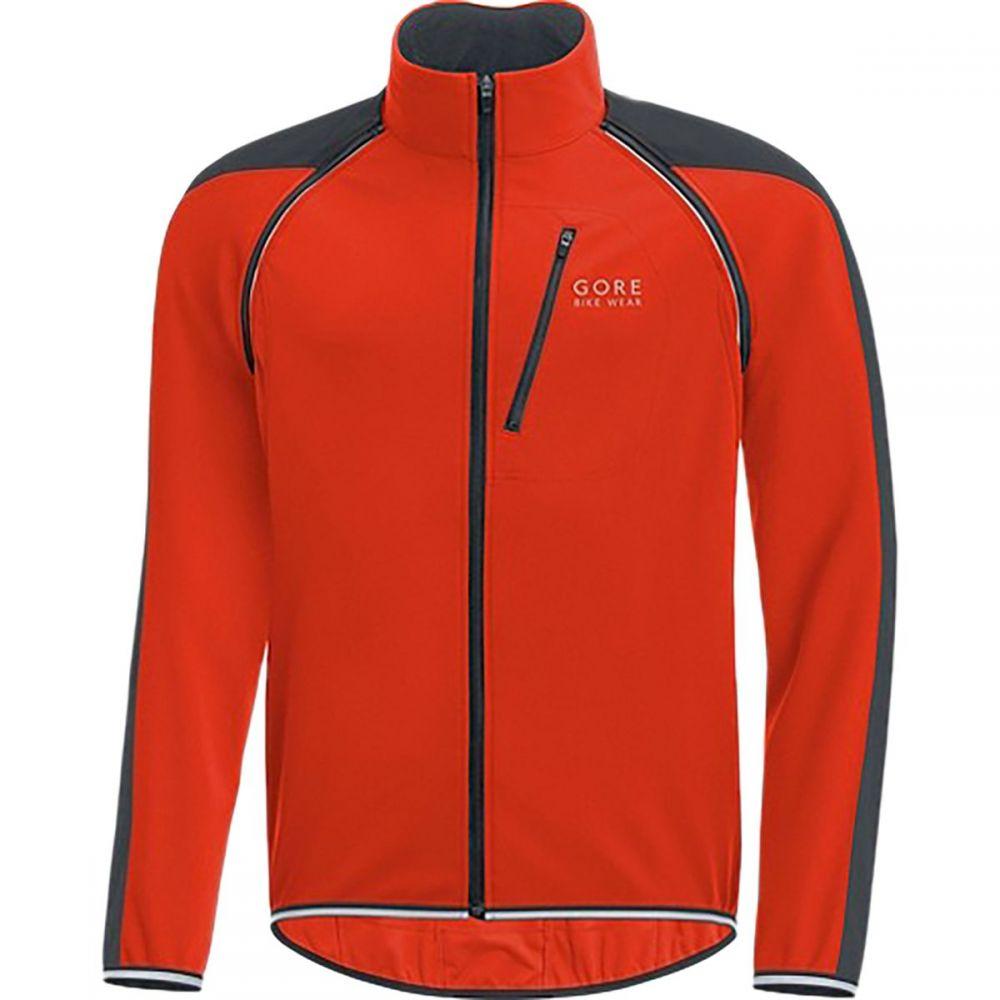 ゴアバイクウェア メンズ 自転車 アウター【Phantom Plus Gore Windstopper Zip - Off Jackets】Orange.com/Black