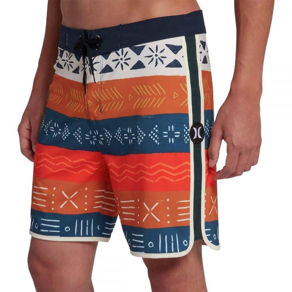 ハーレー メンズ 水着・ビーチウェア 海パン【Phantom Native 18in Board Shorts】Blue Force