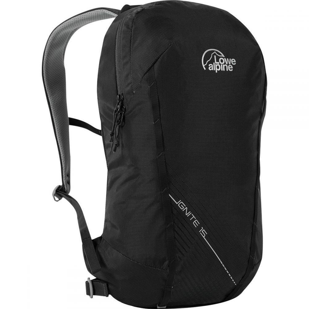 ロエアルピン レディース バッグ バックパック・リュック【Ignite 15 Backpack】Black