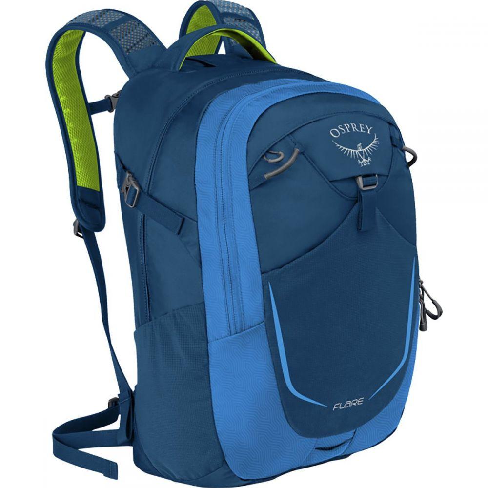 オスプレー レディース バッグ バックパック・リュック【Flare 22L Backpack】Boreal Blue