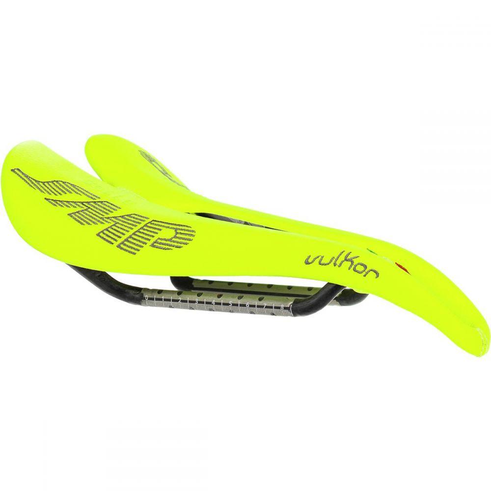 セラ エスエムピー メンズ 自転車 サドル【Vulkor Carbon Saddles】Yellow Fluo