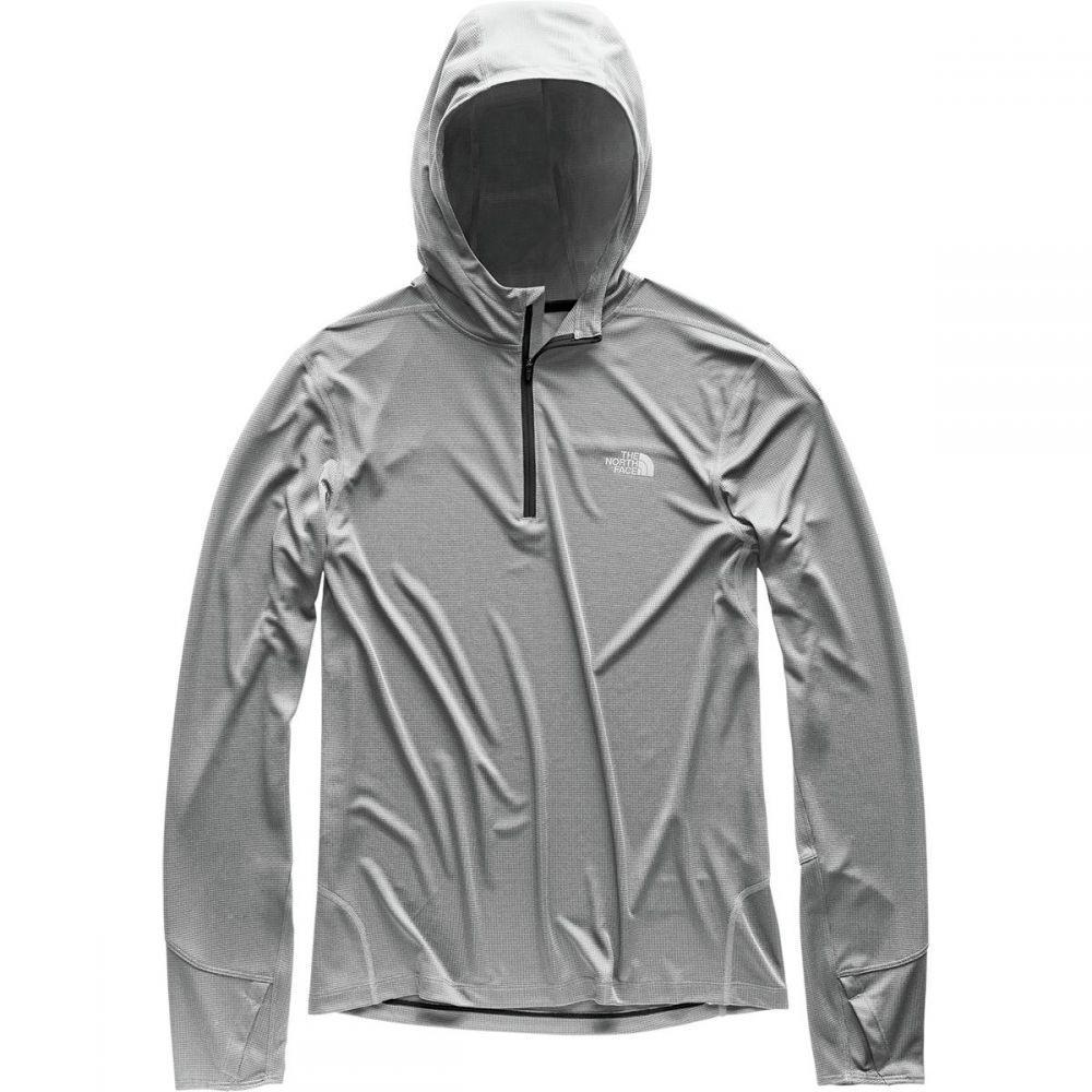 ザ ノースフェイス メンズ トップス パーカー【Kilolite 1/4 - Zip Hoodies】Mid Grey