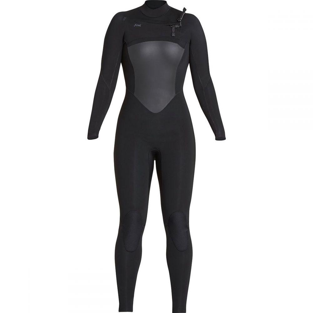 注目 エクセルハワイ レディース 水着・ビーチウェア Wetsuit】Black 4/3 ウェットスーツ【Infiniti 4 レディース/3 Wetsuit】Black, それゆけ!モンスターくん。:99a8ef2f --- konecti.dominiotemporario.com