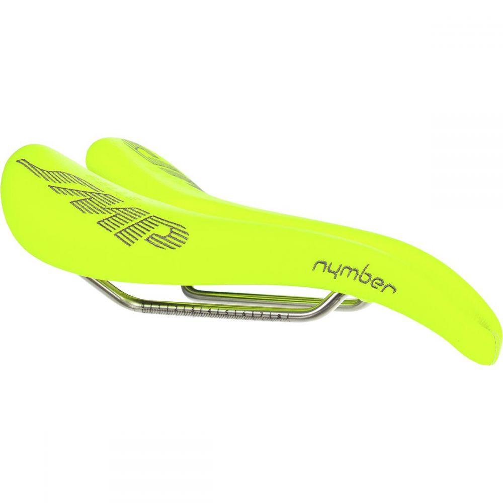 セラ エスエムピー メンズ 自転車 サドル【Nymber Saddles】Yellow Fluo