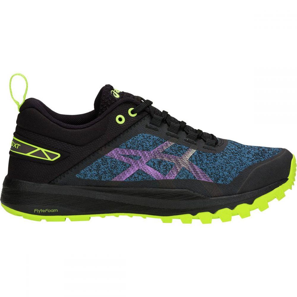アシックス Asics レディース ランニング・ウォーキング シューズ・靴【Gecko XT Trail Running Shoe】Aquarium/Black
